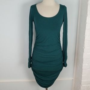 Tart ruched dress